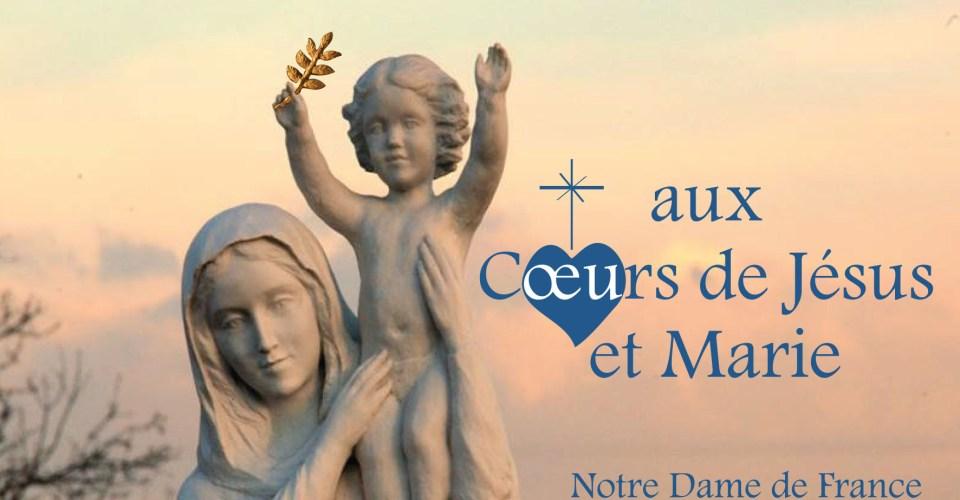 """""""Faites tout ce qu'Il vous dira"""": neuvaine de consécration à Marie pour Noël"""