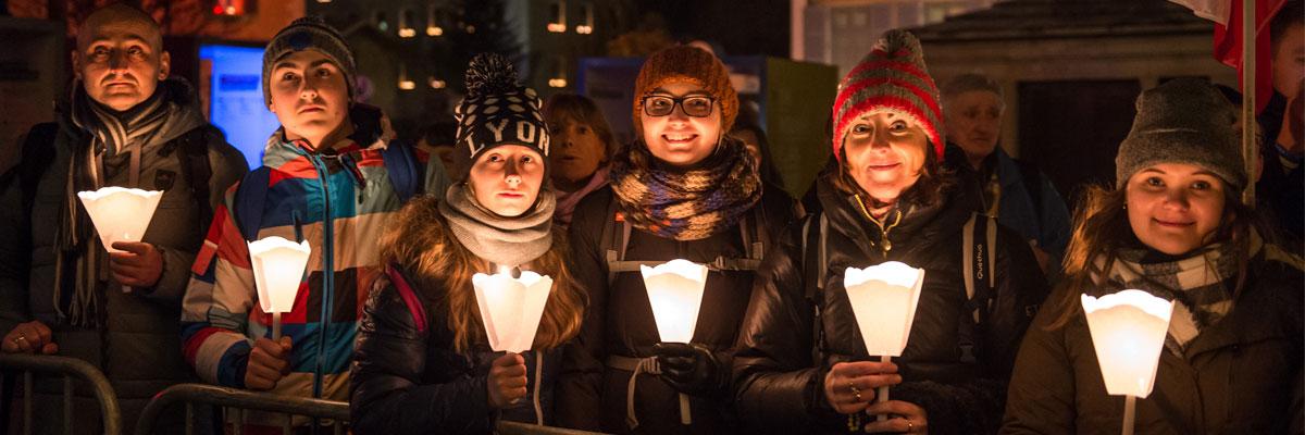 Fête de l'Immaculée Conception à Lyon (69) le 8 décembre