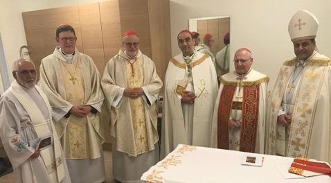 Suède – Consécration d'une nouvelle église chaldéenne catholique