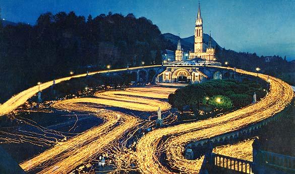 Pèlerinage du diocèse de Nantes à Lourdes (65) du 26 au 30 avril (familles et jeunes) et du 25 au 29 avril (autres groupes)