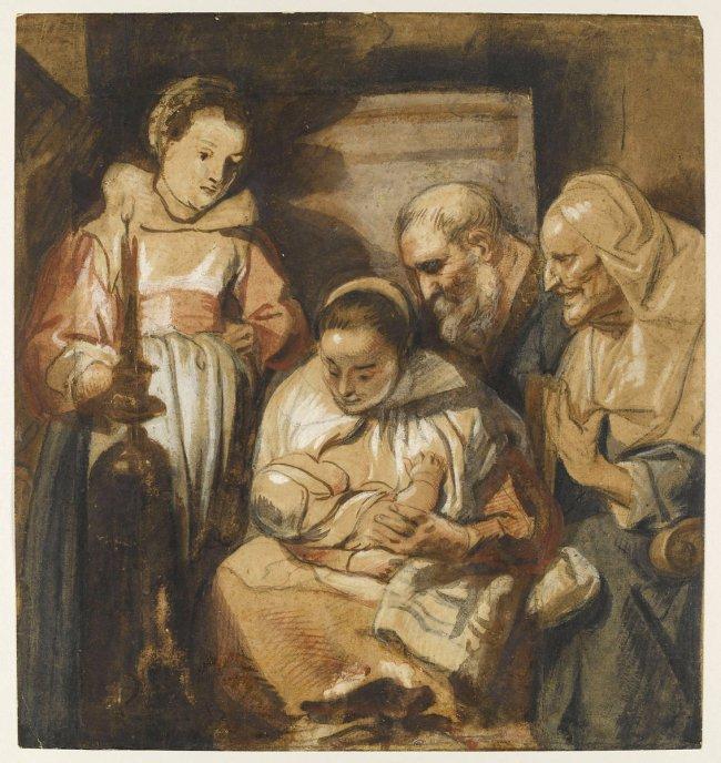La sainte famille peut-elle être un modèle de la famille?