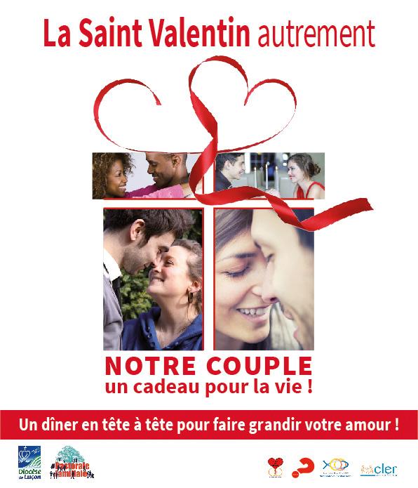 Saint-Valentin 2018 à Lunéville (54) le 17 février