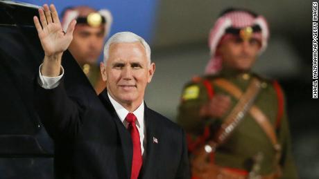 Mike Pence réagit aux dysfonctionnements dans l'aide aux chrétiens d'Irak