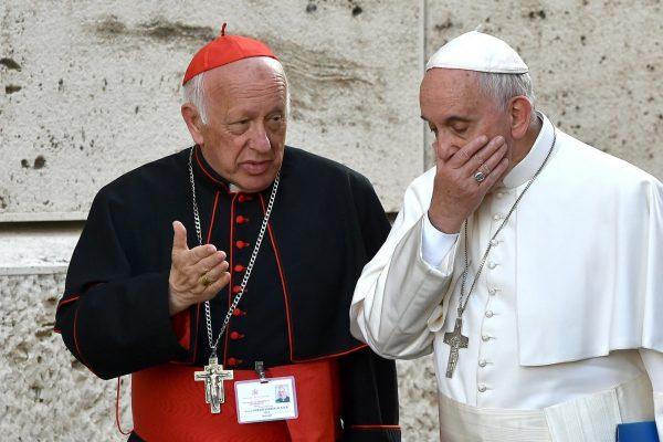 Chili - Démission collective de tout l'épiscopat