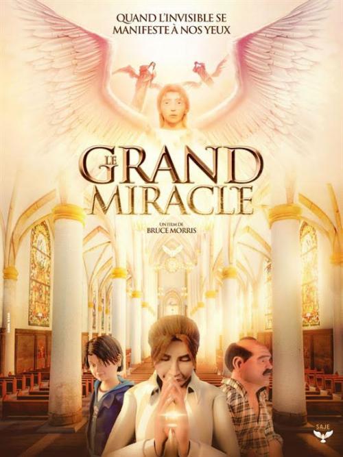 «Le Grand Miracle» au CINEMA de Fresnay-sur-Sarthe (72): 14 janvier 2018 (2 € la place)