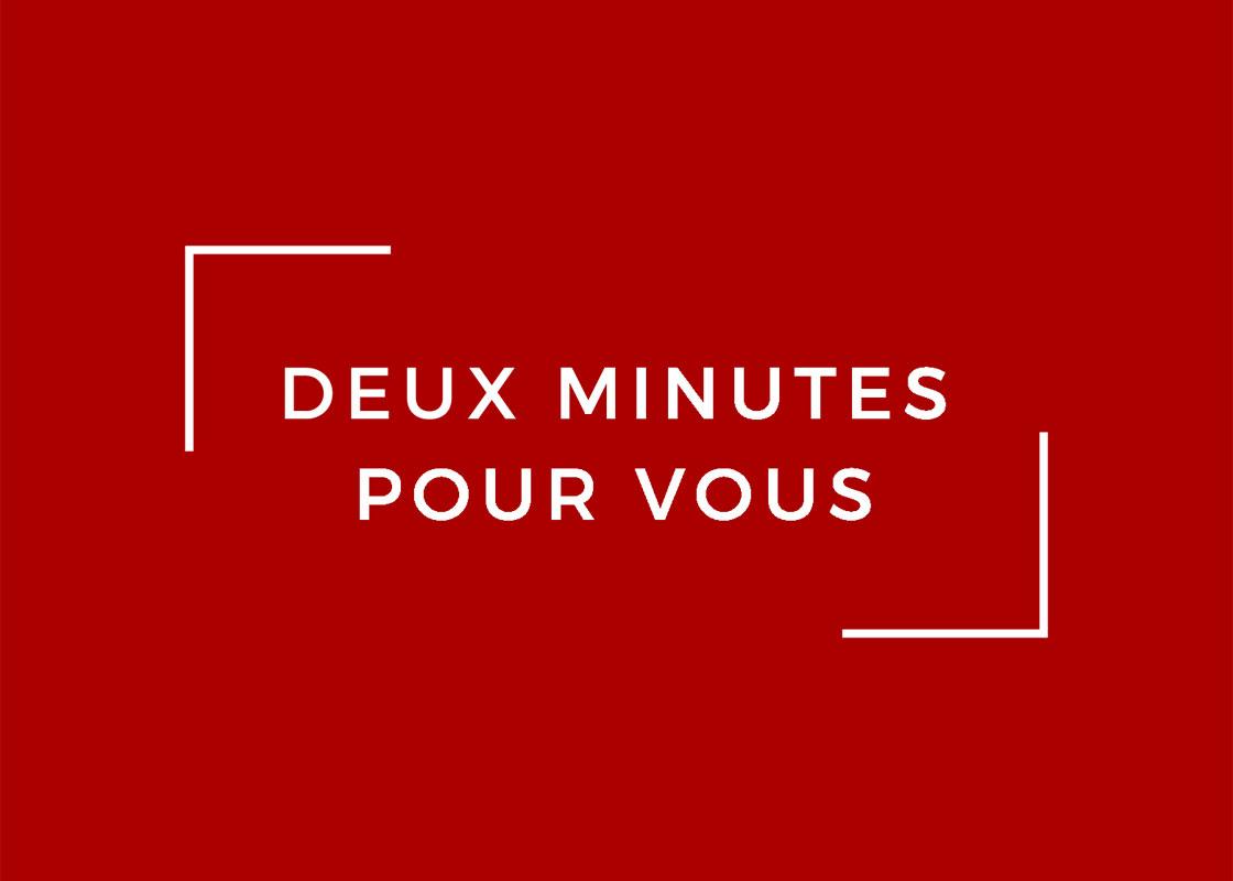 """Le père Michel-Marie Zanotti-Sorkine lance """"Deux minutes pour vous"""""""
