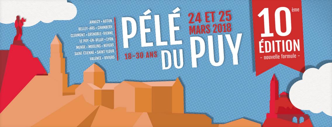 Pèlerinage du Puy les 24 et 25 mars 2018 pour les 18-35 ans – départ de Chambéry (73)