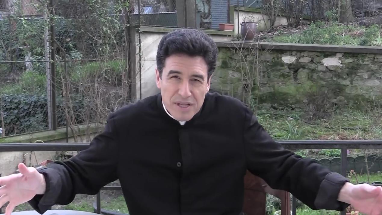 Prédication du père Michel-Marie Zanotti-Sorkine du 17 février 2018