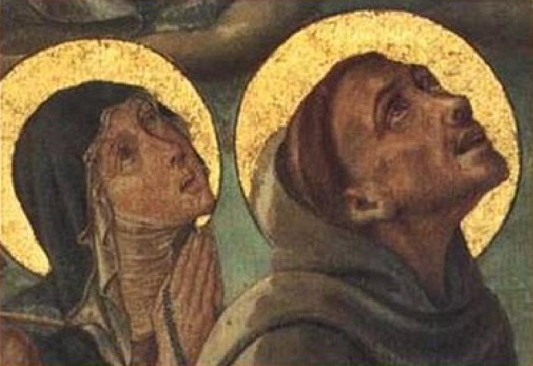 Se laisser booster par saint François et sainte Claire, du 2 au 4 mars 2018 au monastère de Cormontreuil (51)