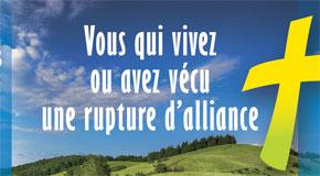 17 mars 2018: Journée de partage pour les personnes qui vivent ou ont vécu une rupture d'alliance – Nantes (44)