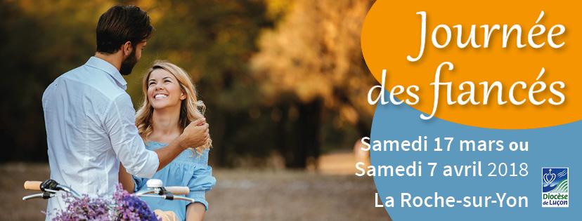 Sur le chemin du mariage: les «journées des fiancés» dans le diocèse de Luçon le 17 mars et le 7 avril à La Roche-sur-Yon (85)