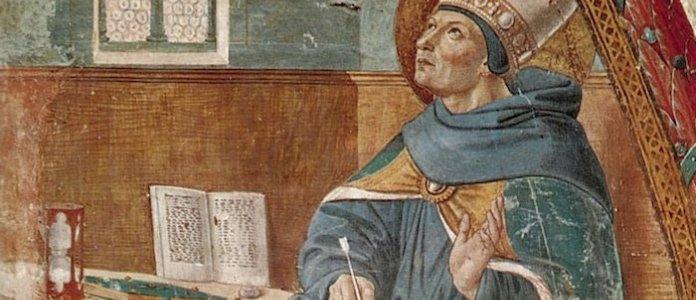 """Carême: """"Avec S. Augustin, cherchons Dieu, présent en nous"""" avec les frères de Mondaye – Hozana.org"""