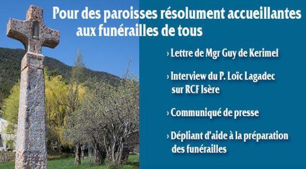 Grenoble - Les funérailles auront désormais lieu à l'église