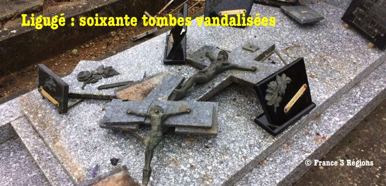 Ligugé, Marseille, Nice, Pontorson…. une semaine de vandalisme dans les lieux chrétiens en France
