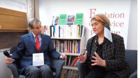 École, la haute trahison – Entretien avec Claude Meunier Berthelot