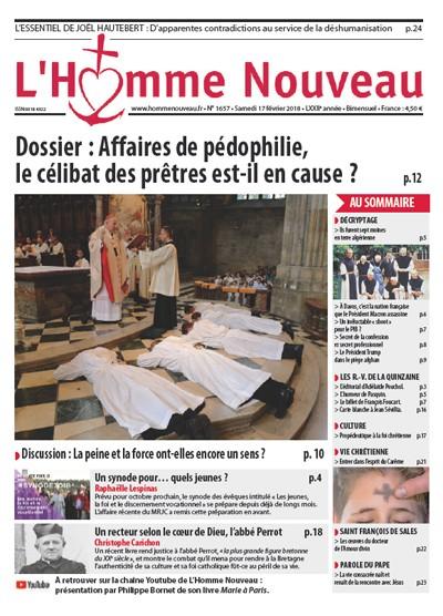 Affaires de pédophilie: le célibat des prêtres est-il en cause?