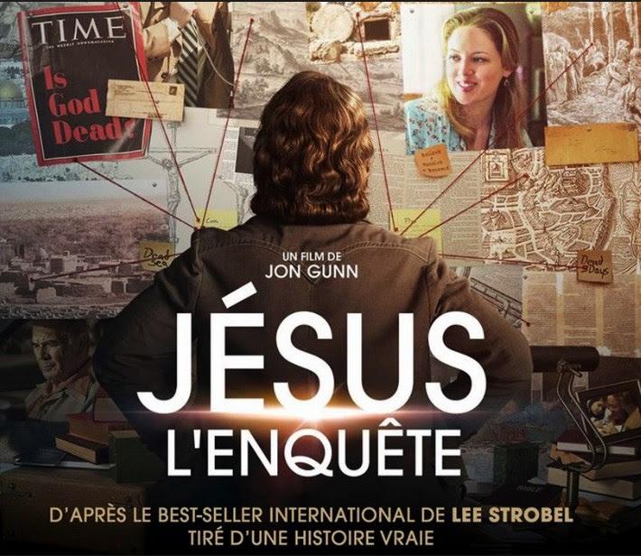 """AFC – Projection du film """"Jésus, l'enquête"""" le 2 mars à Saint-Jean-de-Luz (64)"""