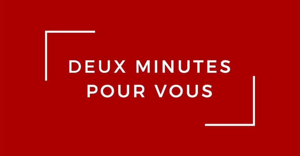 Deux minutes pour vous #1 – Père Michel-Marie Zanotti-Sorkine