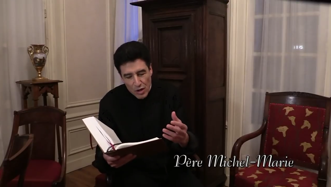 Prédication du père Michel-Marie Zanotti-Sorkine du 1er mars 2018