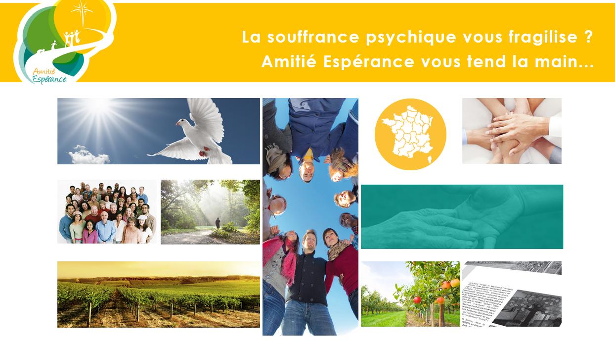 22 mars 2018: Récollection proposée par Amitié-Espérance et animée par le père Michel Bégaud à Nantes (44)
