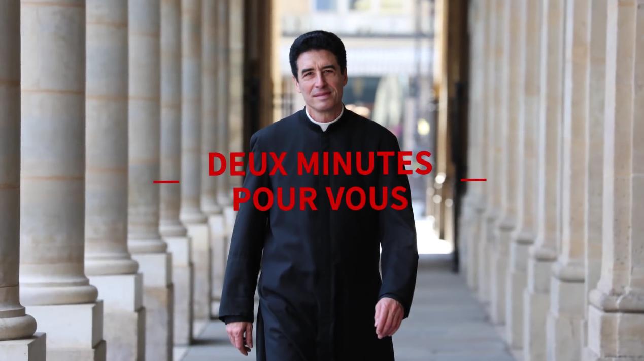 Deux minutes pour vous #7 – Père Michel-Marie Zanotti-Sorkine – Comment vous ressembler dans votre démarche pastorale sans avoir le sentiment de se mettre à dos le monde entier?