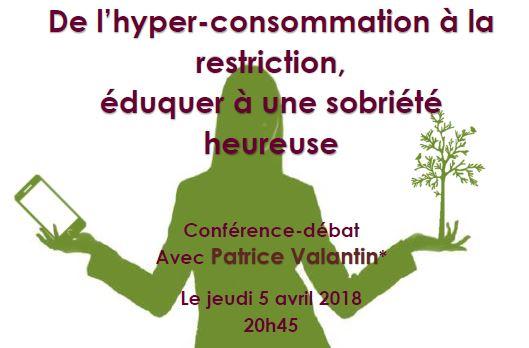 Deux conférences spéciales familles le 5 avril à Château-Gontier (53) et le 12 à Laval (53)