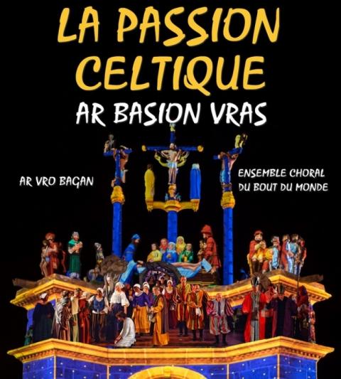 """""""La Passion Celtique"""" – spectacle sur la Passion du Christ à Pleyben (29) les 3 et 4 mars 2018"""