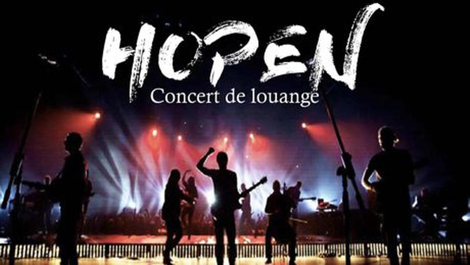 Concert électro-pop avec HOPEN samedi 7 avril 2018 à Meaux (77)