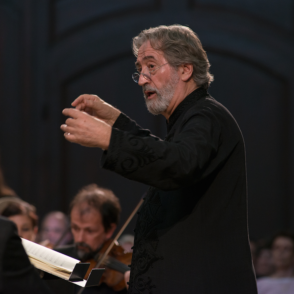 Concert «La Passion selon St Marc – Bach» par Jordi Savall à Besançon (25) le 28 mars 2018
