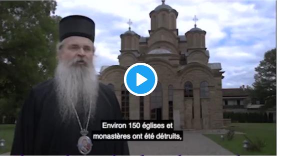 Kosovo – 150 églises et monastères détruits