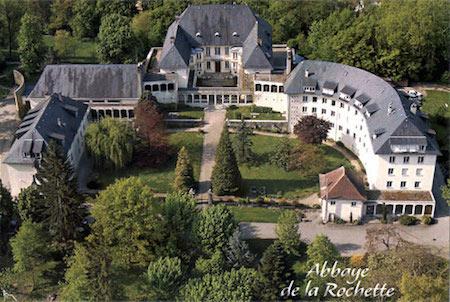 Vivre le triduum Pascal à l'Abbaye de la Rochette (73) du 29 au 31 mars 2018