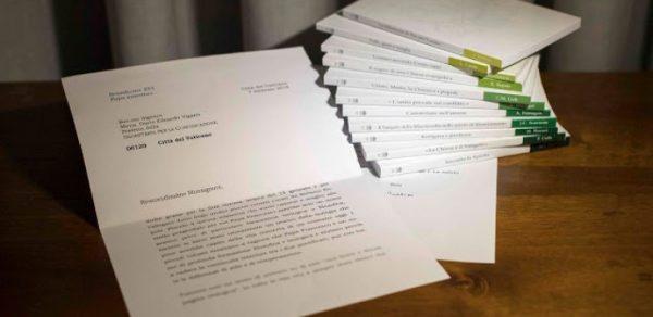 Manipulation - Benoit XVI demande qu'on publie l'intégralité de sa lettre... la morale de tout ça est bien triste