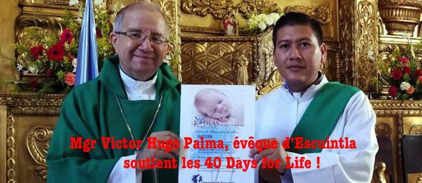 40 Days for life: 158 bébés sauvés  et 110 messes célébrées en France