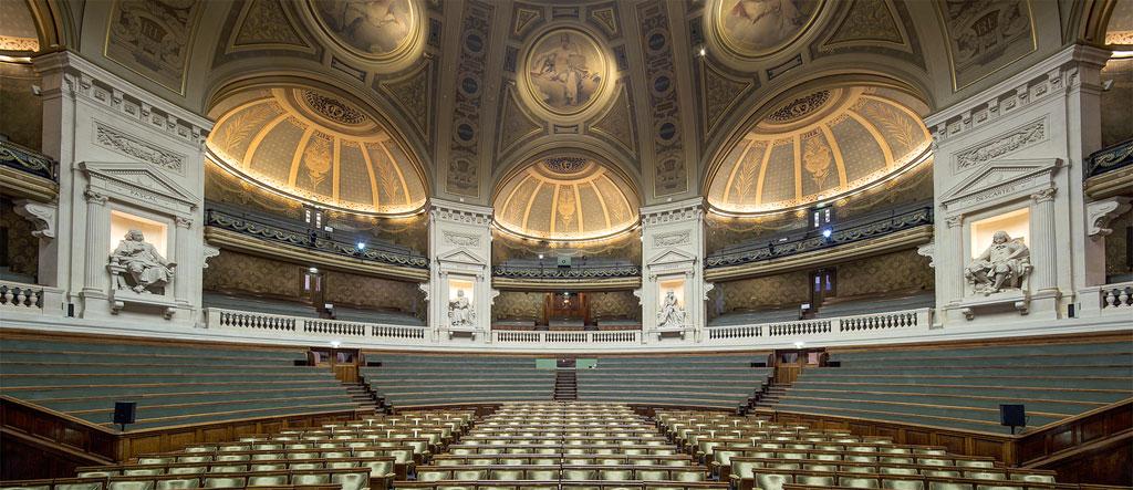 La Sorbonne – Les hétérosexuels interdits de séjour lors d'une AG