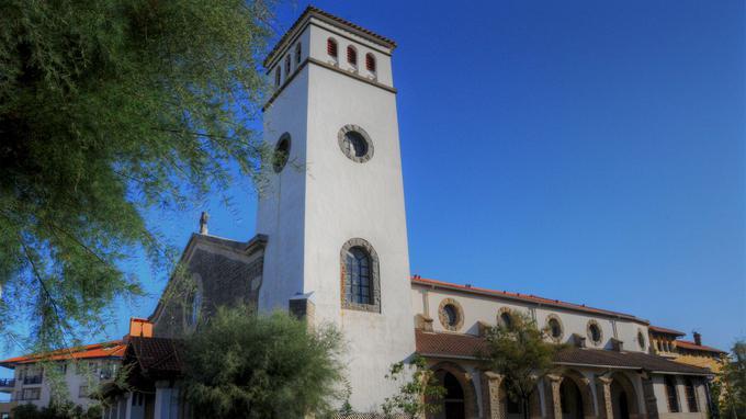 Sauvons nos églises: rendons son orgue à Sainte Anne d'Hendaye (64)