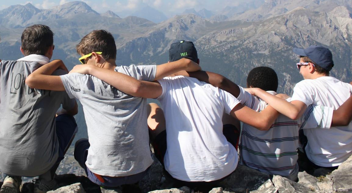 Camps d'été dans les Hautes-Alpes avec l'Eau Vive du 8 au 26 juillet et du 10 au 28 août 2018 à Briançon (05)