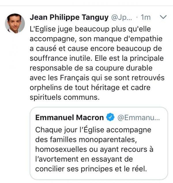 L'étrange tweet (effacé) d'un proche de Dupont-Aignan