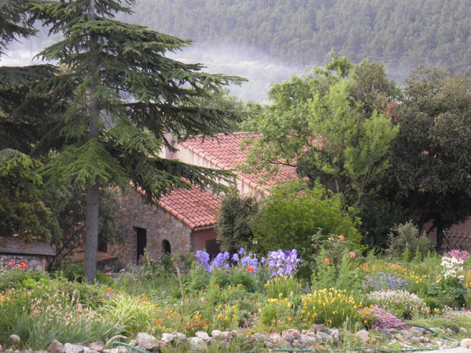 Session sur sainte Hildegarde à l'Abbaye Sainte-Lioba (13) du 5 au 8 mai 2018