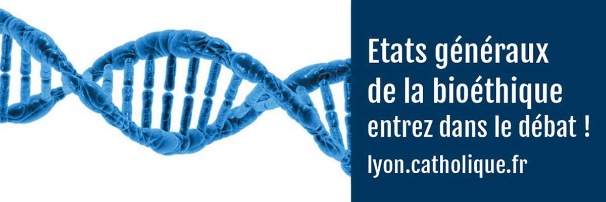 États généraux de la Bioéthique le 18 avril 2018 à Lyon (69)