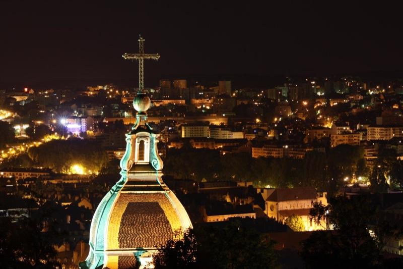 La Nuit des Cathédrales 2018 à Besançon (25) le 5 mai