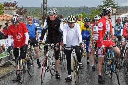 Le championnat de France de cyclisme du clergé aura lieu malgré la fin des subventions