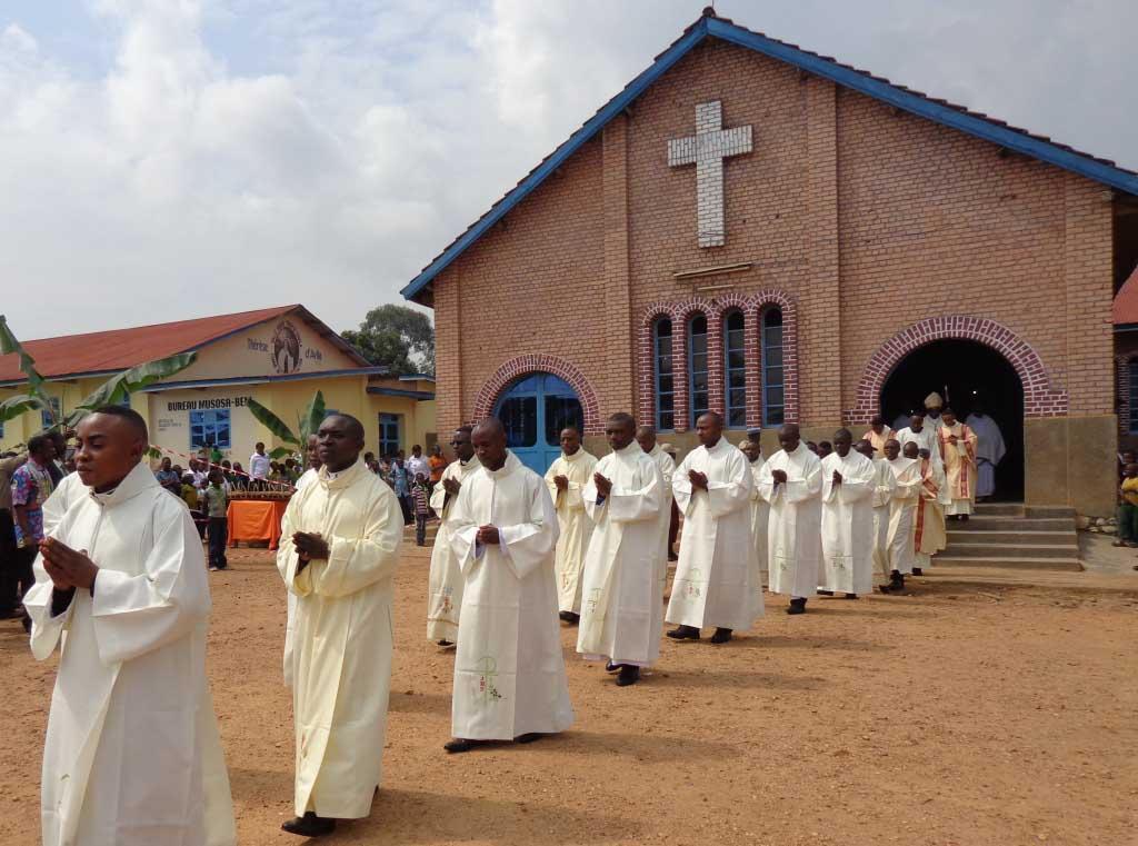 RDC – Un nouveau prêtre enlevé le jour de Pâques