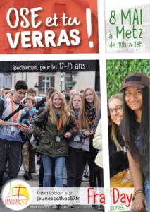Frat'Day à Metz (57) le 8 mai 2018