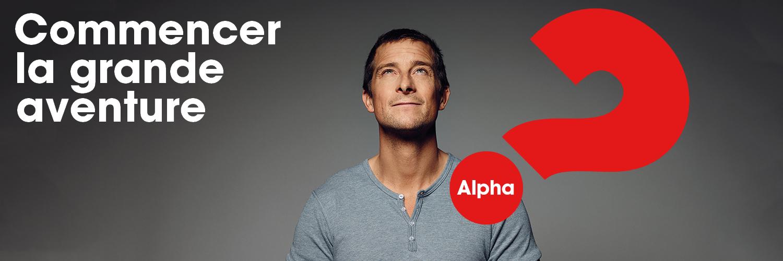 Invitation «Alpha Classic» le 24 avril 2018 à Annecy (74)