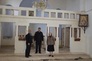 Appel du curé du Krak des Chevaliers – «Pour que les gens reviennent, il faut reconstruire l'église»