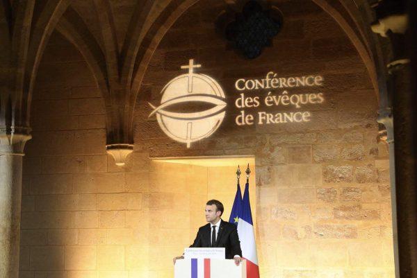 Macron aux Bernardins - Ce que la république attend des catholiques