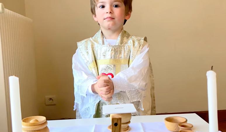 Susciter des vocations grâce aux jeux de Messe – Une maman
