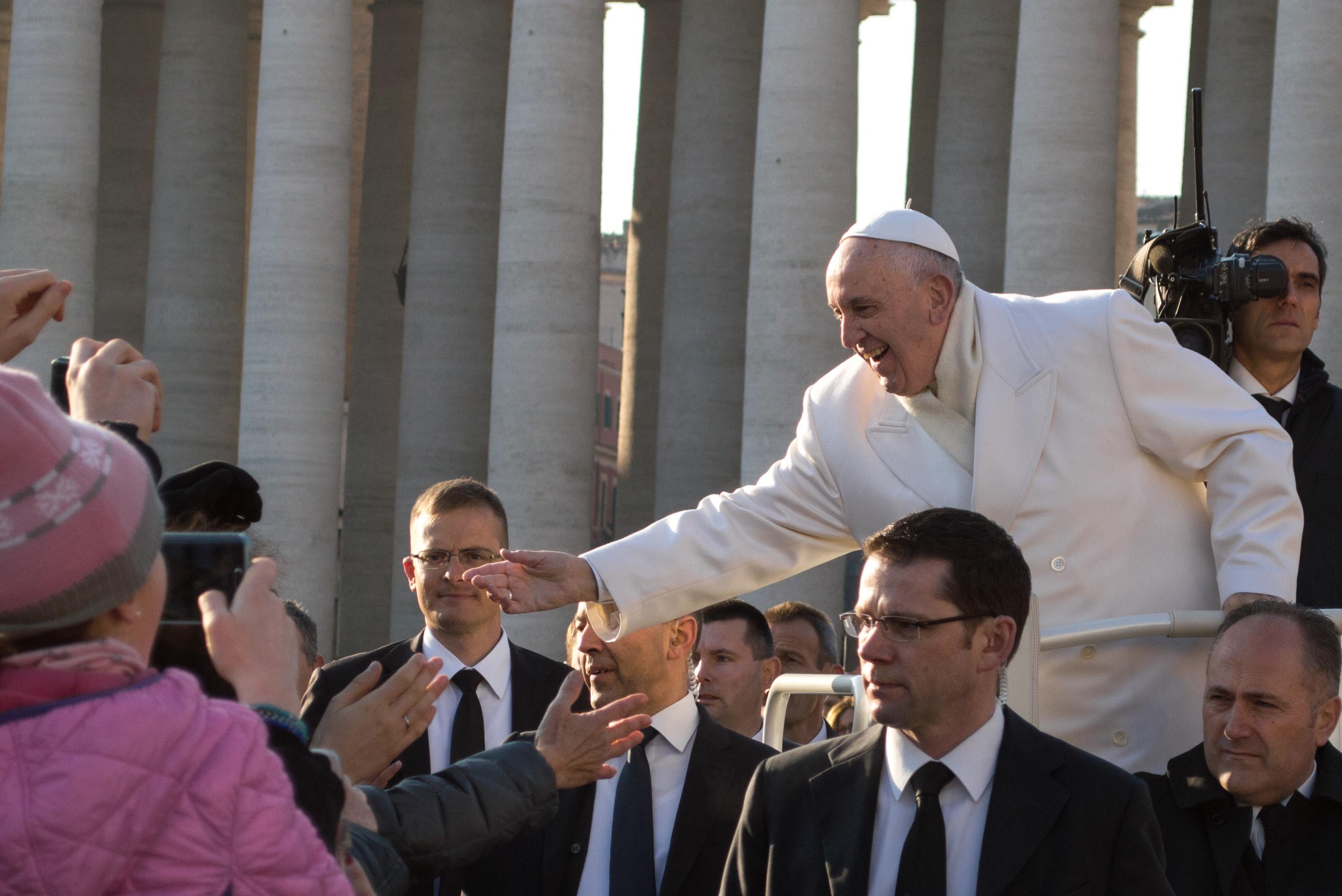 «Sept orientations du Pape François pour le développement intégral» – Conférence le 2 mai 2018 à Lyon (69)
