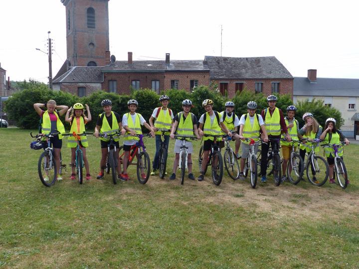 Pélé Cyclo en Avesnois 2018 du 19 au 21 mai 2018 à Ferrière-la-Grande (59)