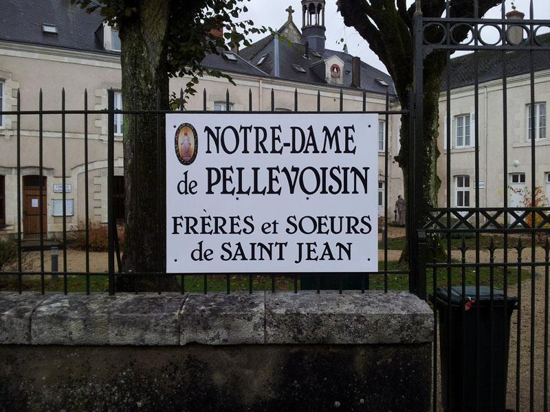 Sanctuaire de Pellevoisin: le récit des apparitions à Estelle Faguette